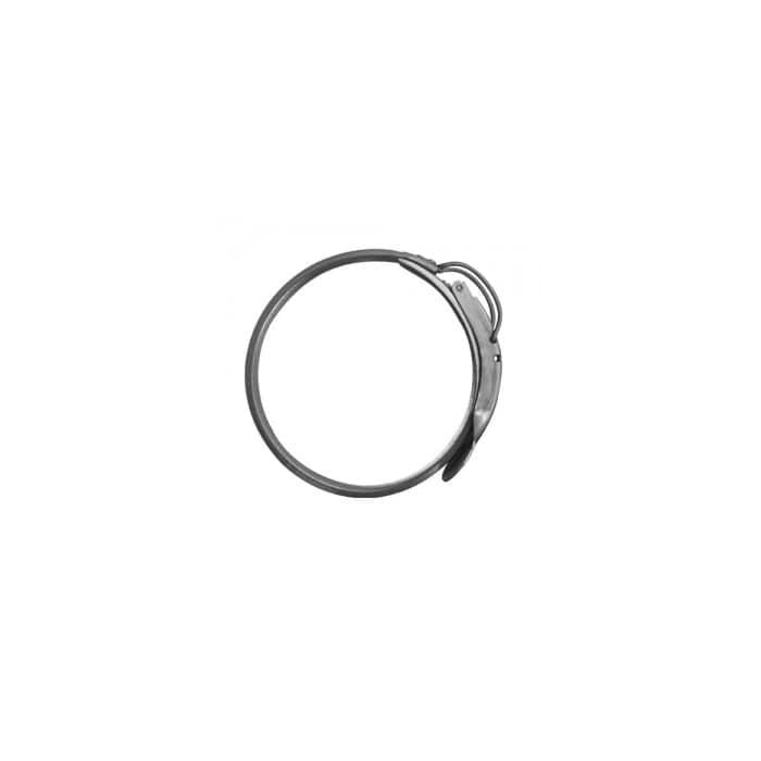 Nordfab 3260-0700-100900 Ducting Qf Clamp with Pin Galvanized Steel 7 Dia