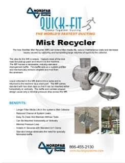 Mist Recycler