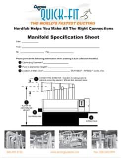 Manifold Spec